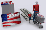 America: The Food Stamp Nation
