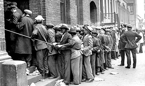 Sarah Bailey Breadlines And Soup Kitchens In The Great Depression By Sbai1 On Emaze